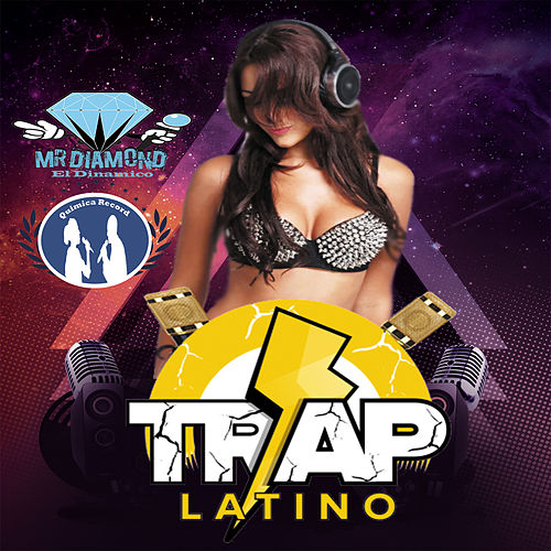 Trap Latino de Various Artists