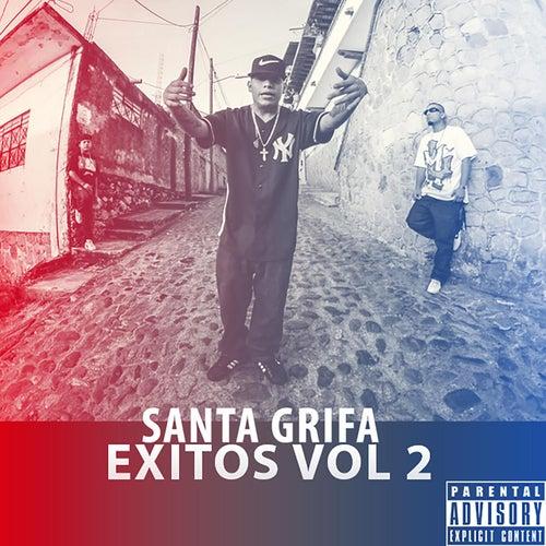 Exitos, Vol. 2 de La Santa Grifa