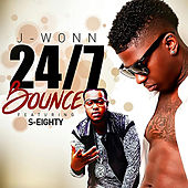 24 / 7 Bounce (feat. S-Eighty) by Jwonn