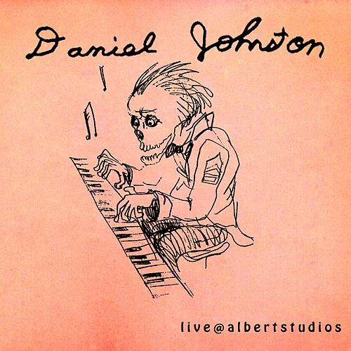 Live @ Albertstudios by Daniel Johnston