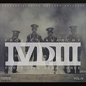 Project Anarchy 4503, Vol. IV (Deluxe Edition) by Various Artists
