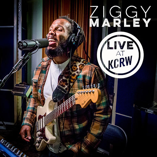 Live at KCRW de Ziggy Marley