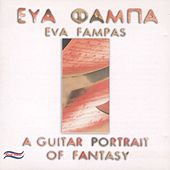 A Guitar Portrait of Fantasy by Eva Fampas
