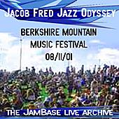Play & Download 08-11-01 - Berkshire Mountain Music Festival, MA by Jacob Fred Jazz Odyssey | Napster