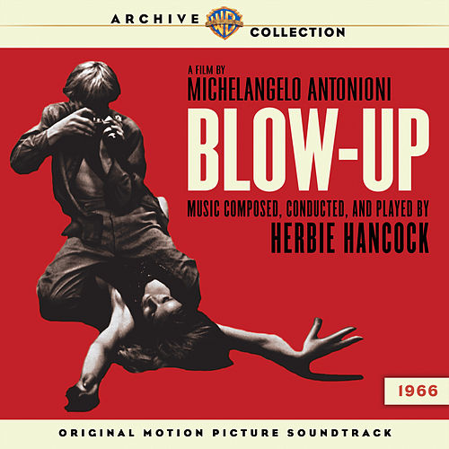 Blow-Up: Original Motion Picture Soundtrack by Herbie Hancock