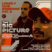 Liquid V: Club Sessions, Vol. 2 (Mixed by Artificial Intelligence) by Various Artists