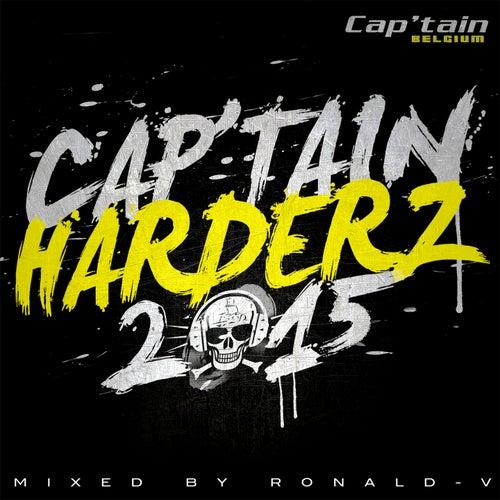 Cap'tain Harderz 2015 (Cap'tain Belgium) by Various Artists