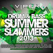 Play & Download Drum & Bass Summer Slammers 2013 (Viper Presents) by Various Artists | Napster