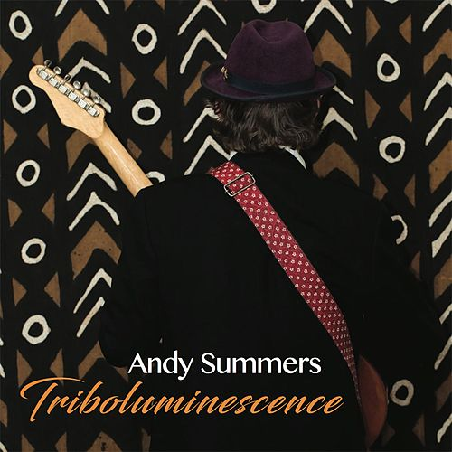 Triboluminescence by Andy Summers