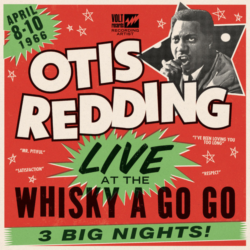 Live At The Whisky A Go Go by Otis Redding