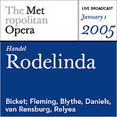 Handel: Rodelinda (January 1, 2005) by Various Artists