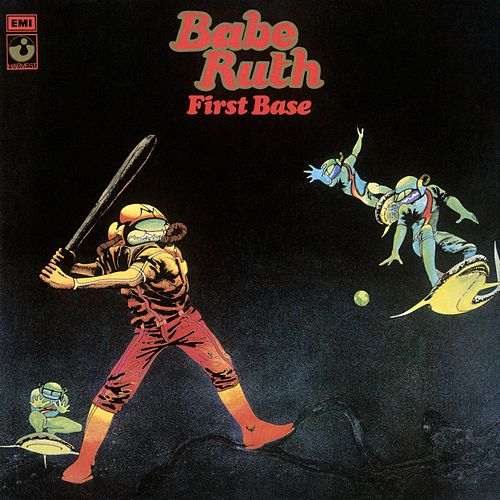 First Base by Babe Ruth (Rock)