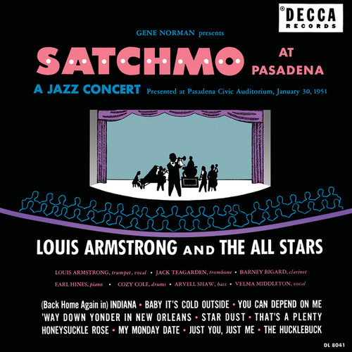 Play & Download Satchmo At Pasadena by Louis Armstrong | Napster