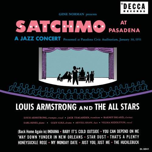 Satchmo At Pasadena by Louis Armstrong