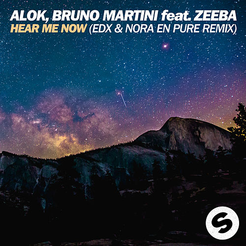 Hear Me Now (EDX & Nora En Pure Remix) by Bruno Martini