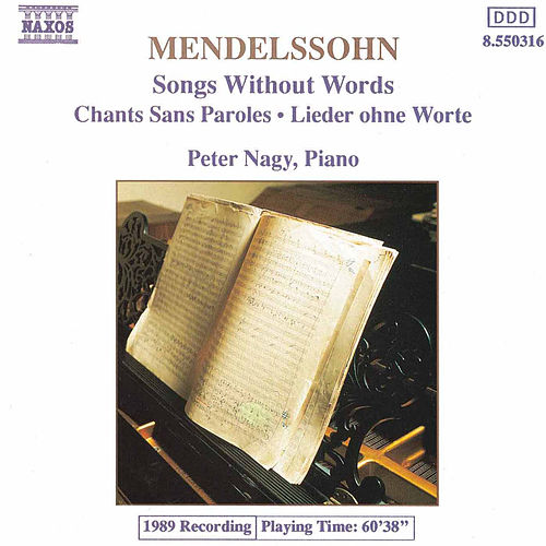 Play & Download Songs Without Words by Felix Mendelssohn | Napster