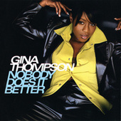 Nobody Does It Better by Gina Thompson