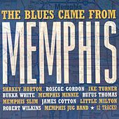 Play & Download The Blues Came From Memphis by Various Artists | Napster
