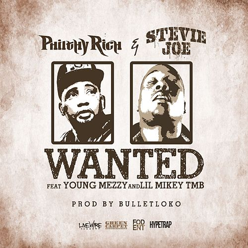 Wanted by Stevie Joe