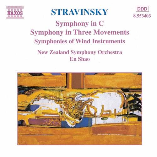 Symphonies by Igor Stravinsky