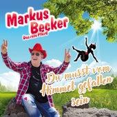 Du musst vom Himmel gefallen sein von Markus Becker