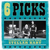 6 PICKS: Essential Radio Hits EP by Stellar Kart