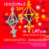 Play & Download Christmas Joy in Latvia by New York Latvian Concert Choir | Napster