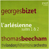 Play & Download Bizet: L'arlésienne Suites 1 & 2 by London Philharmonic Orchestra | Napster