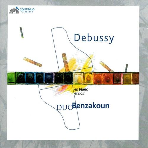 Debussy: En Blanc et Noir by Duo Benzakoun