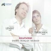 Enesco, Françaix & Milhaud - Works for Alto & Piano by Pierre Lénert