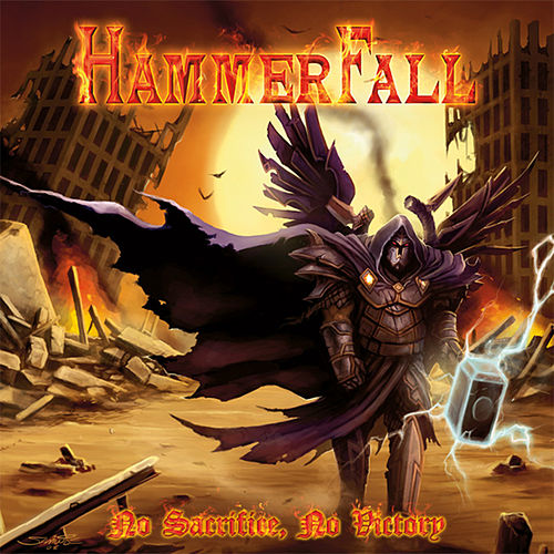 Play & Download No Sacrifice, No Victory by Hammerfall | Napster