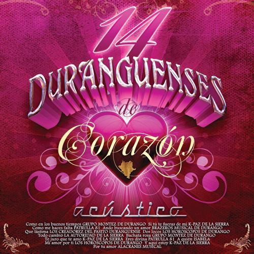 14 Curanguenses De Corazón 'Acústico' by Various Artists