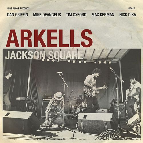 Play & Download Jackson Square by Arkells | Napster
