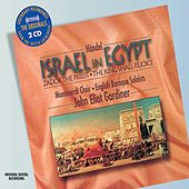 Handel: Israel in Egypt etc by Various Artists