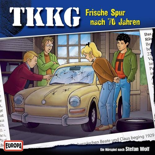 119/Frische Spur nach 70 Jahren von TKKG