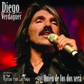 Quién de los dos Será (Pop Version) by Diego Verdaguer