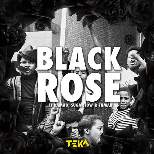 Play & Download Black Rose (feat. Damao, Suga Flow & Tamar) [Single Edit] by Spoek Mathambo | Napster