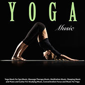Yoga Music for Spa Music, Massage Therapy Music, Meditation Music, Sleeping Music and Piano and Guitar for Studying Music, Concentration Focus and Music for Yoga de Yoga Music