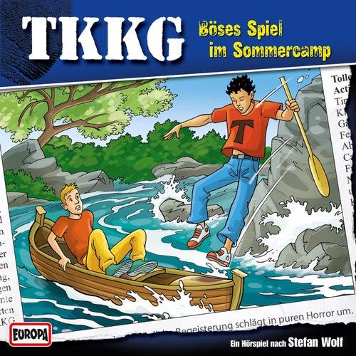 159/Böses Spiel im Sommercamp von TKKG