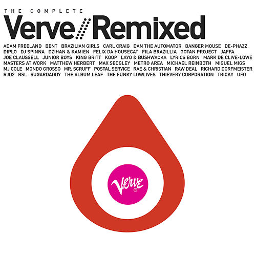 The Complete Verve Remixed (Deluxe Edition) by Various Artists