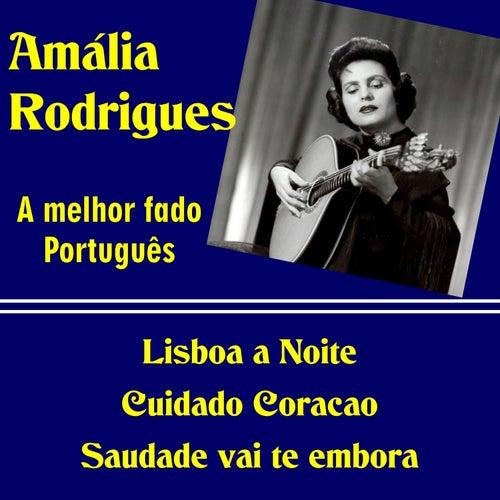 Amalia Rodrigues a Melhor Fado Portugues von Amalia Rodrigues
