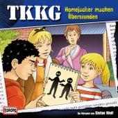 132/Homejacker machen Überstunden von TKKG
