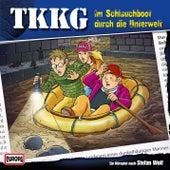 127/Im Schlauchboot durch die Unterwelt von TKKG