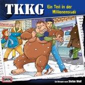 161/Ein Yeti in der Millionenstadt von TKKG