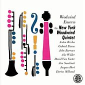 Woodwind Encores by New York Woodwind Quintet