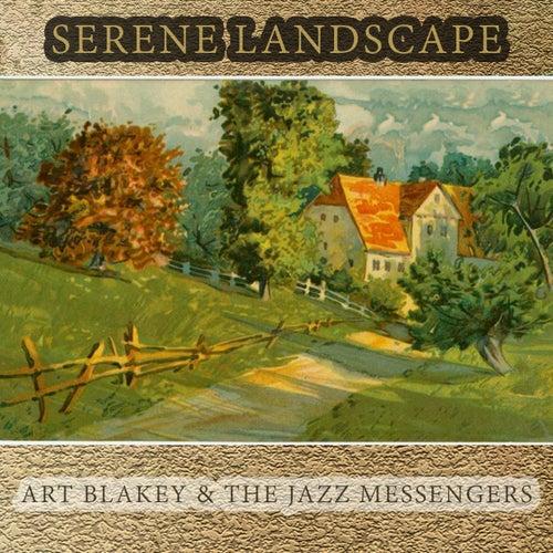 Serene Landscape von Art Blakey