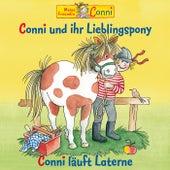 Conni und ihr Lieblingspony / Conni läuft Laterne von Conni