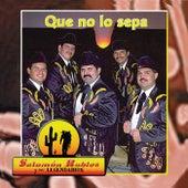 Que No Lo Sepa by Salomón Robles