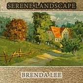 Serene Landscape by Brenda Lee
