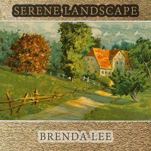 Serene Landscape von Brenda Lee